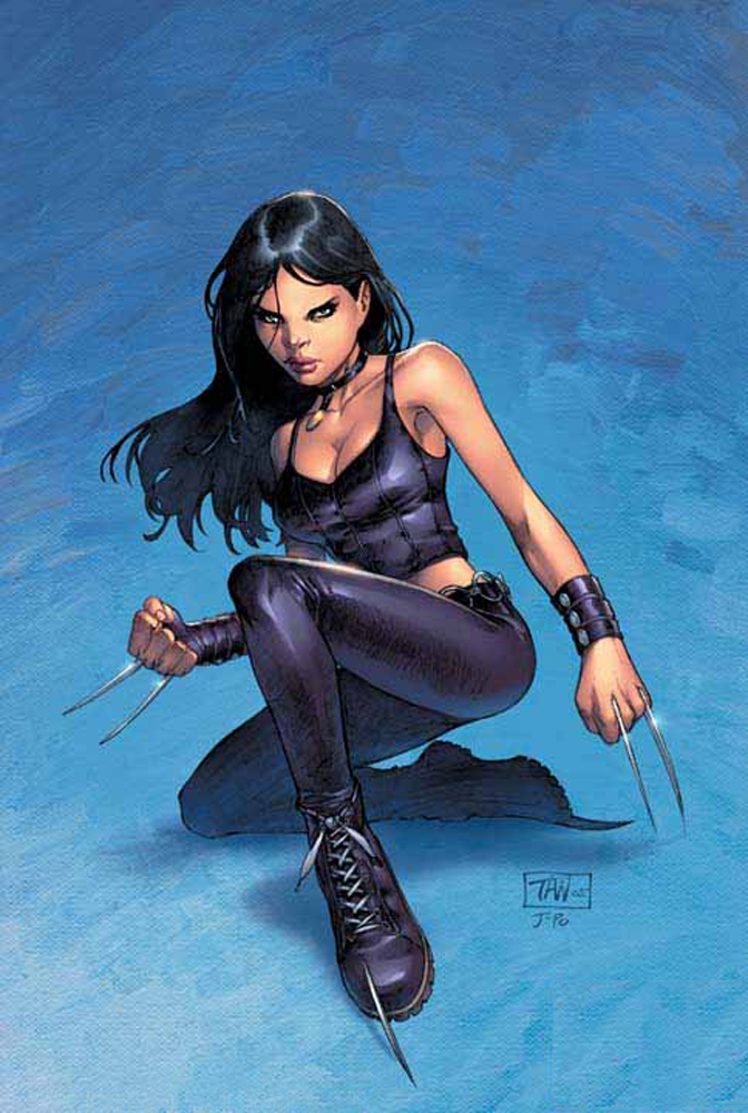 New_X-Men_Vol_2... X 23 Comic