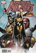 New Avengers #10 cover