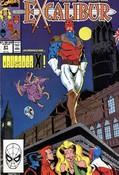 Excalibur #21 cover
