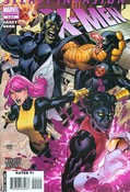 Secret Invasion: X-Men #2 cover