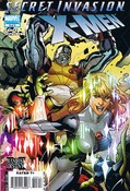 Secret Invasion: X-Men #3 cover