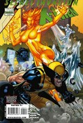 Secret Invasion: X-Men #4 cover
