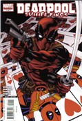 Deadpool: Suicide Kings  #1 cover