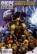 Siege: Storming Asgard - Heroes & Villains #1 cover
