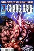 Chaos War #1 cover