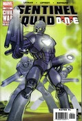 Sentinel Squad O*N*E #5 cover