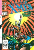 Classic X-Men  #34 cover