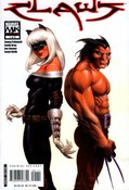 Claws #1 cover