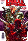 Cable & Deadpool #6 cover