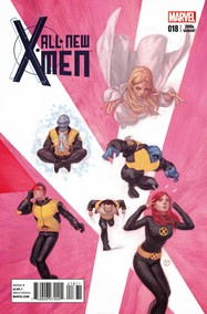 All-New X-Men #18 cover