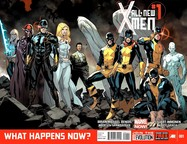 All-New X-Men #1 cover