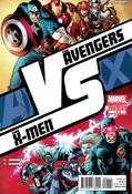 AvX: VS #1 cover