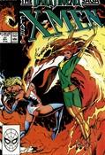 Classic X-Men  #37 cover