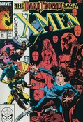 Classic X-Men  #35 cover