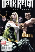 Dark Reign: The Cabal #1 cover
