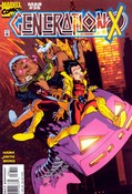 Generation X #36 cover