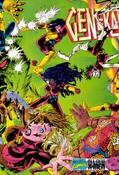 Generation X Annual #2 cover