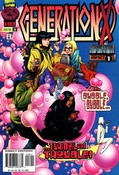 Generation X #18 cover