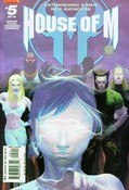 House of M #5 cover