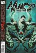 Namor: The First Mutant #1 cover