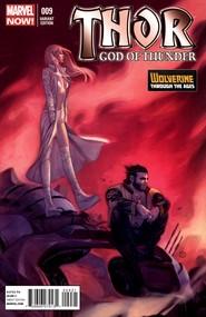 Thor: God of Thunder #9 cover
