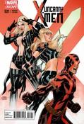 Uncanny X-Men v3 #21