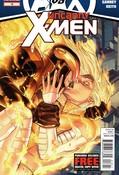Uncanny X-Men v2 #18 cover