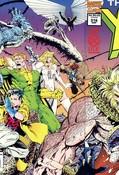 Uncanny X-Men #316 cover
