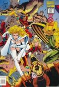 Uncanny X-Men #317 cover