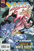 Uncanny X-Men #331 cover