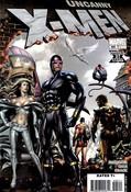 Uncanny X-Men #495 cover