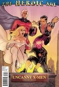 Uncanny X-Men #524 cover