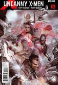 Uncanny X-Men #525 cover