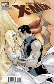 Uncanny X-Men #527 cover