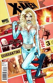 Uncanny X-Men #532 cover