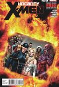 Uncanny X-Men v2 #20 cover