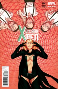 Uncanny X-Men v3 #4 cover