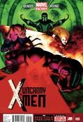 Uncanny X-Men v3 #5
