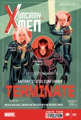 Uncanny X-Men v3 #11