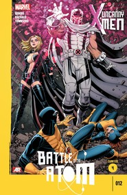 Uncanny X-Men v3 #12 cover