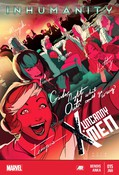 Uncanny X-Men v3 #15