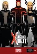 Uncanny X-Men v3 #20