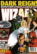 Wizard #207 cover