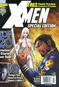 Wizard X-Men Special Edition #1 cover