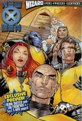 Wizard X-Men Pre-Press Edition #1
