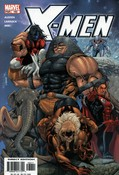X-Men v1 #162 cover