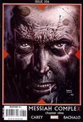 X-Men v1 #206 cover