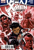X-Men Legacy #268 cover