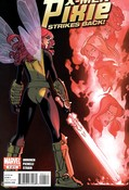 X-Men: Pixie Strikes Back #4 cover