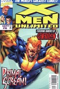 X-Men Unlimited v1 #16 cover